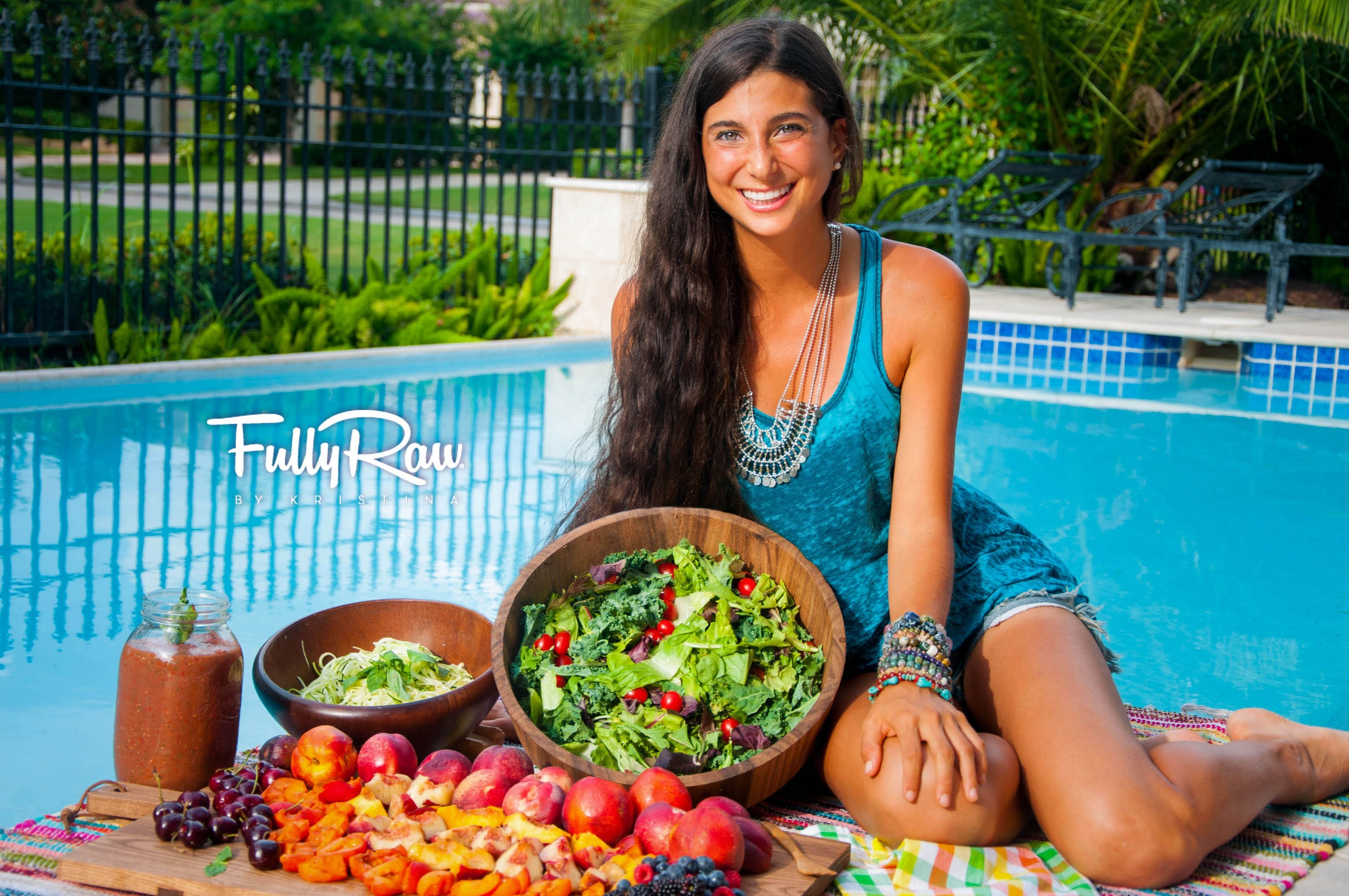 Raw Vegan 8 Years! My FullyRaw Feast! (VIDEO)
